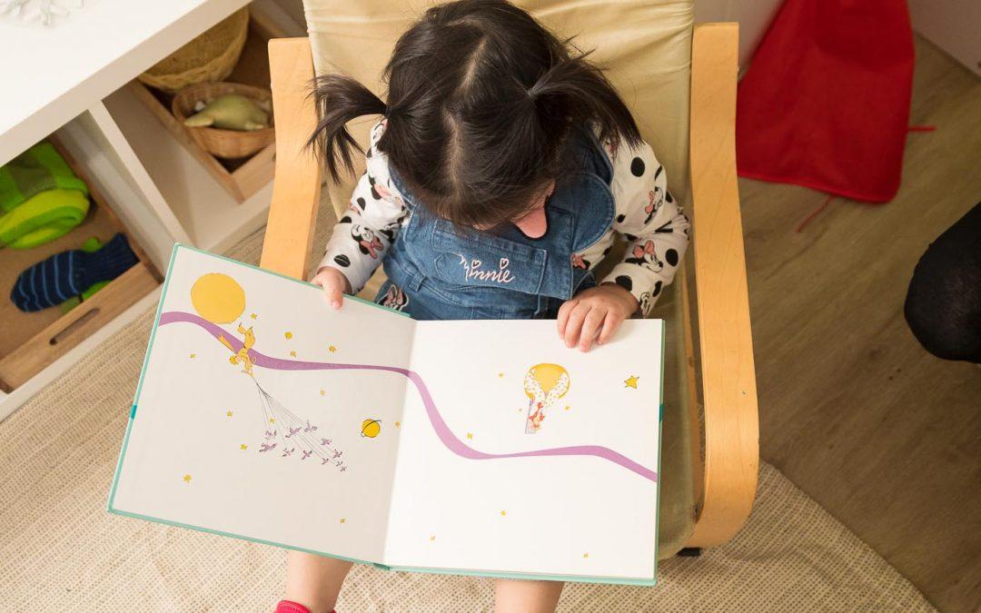 Áreas Montessori en los primeros años
